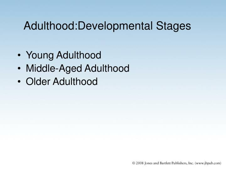 ordinary people analysis of conrards developmental stage (redirected from developmental stage) stages of development may refer to: edit prenatal development, also called fetal development, or embryology human development (biology), the process of growing to maturity.