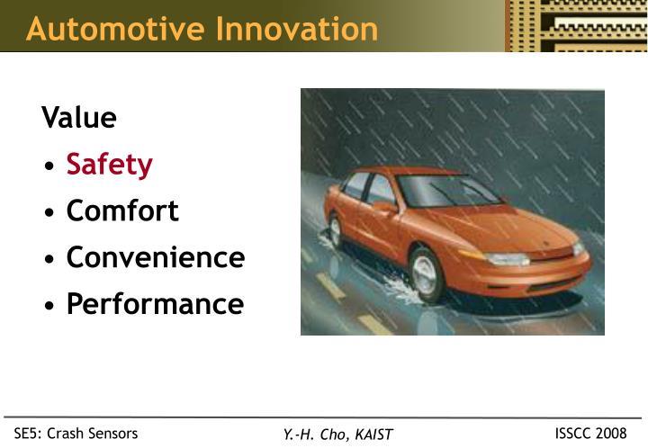 Automotive Innovation