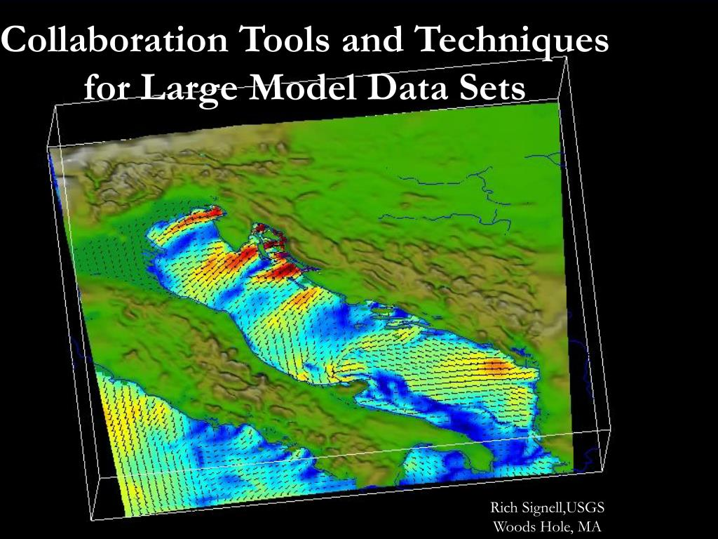 PPT - Collaboration Tools and Techniques for Large Model