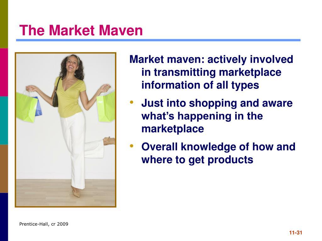 The Market Maven