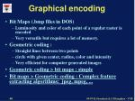 graphical encoding