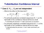 t distribution confidence interval4