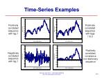 time series examples
