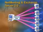 netmeeting exchange server 5 5
