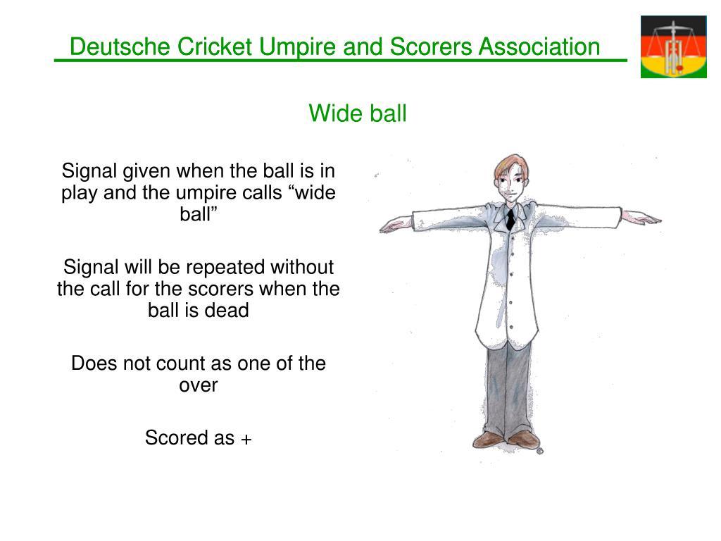 wide ball l.