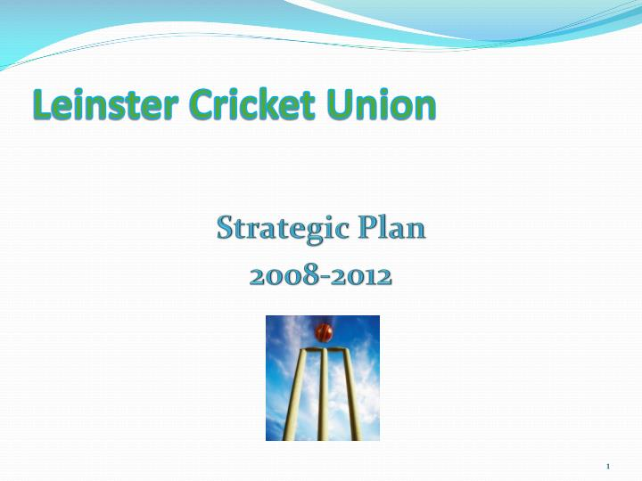 leinster cricket union n.