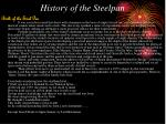 history of the steelpan