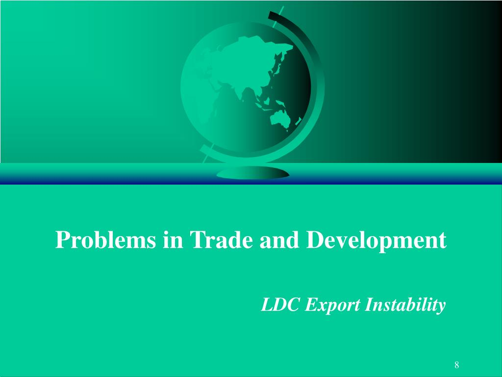 Problems in Trade and Development