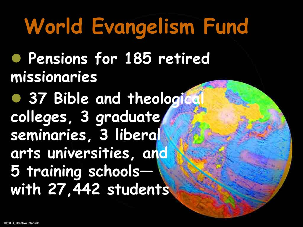 """PPT - """"Therefore go and make disciples of all nations"""