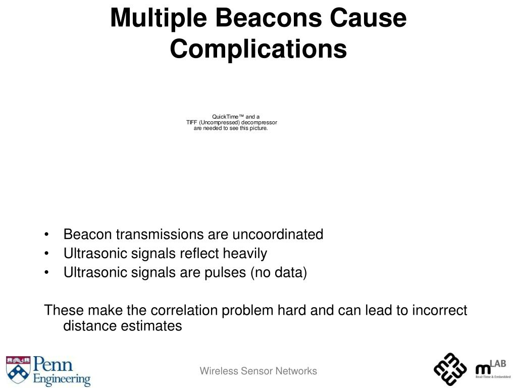 Multiple Beacons Cause