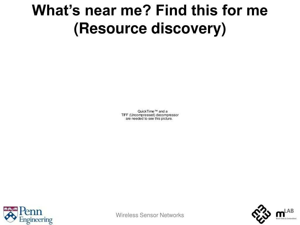 What's near me? Find this for me
