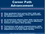 career path advancement