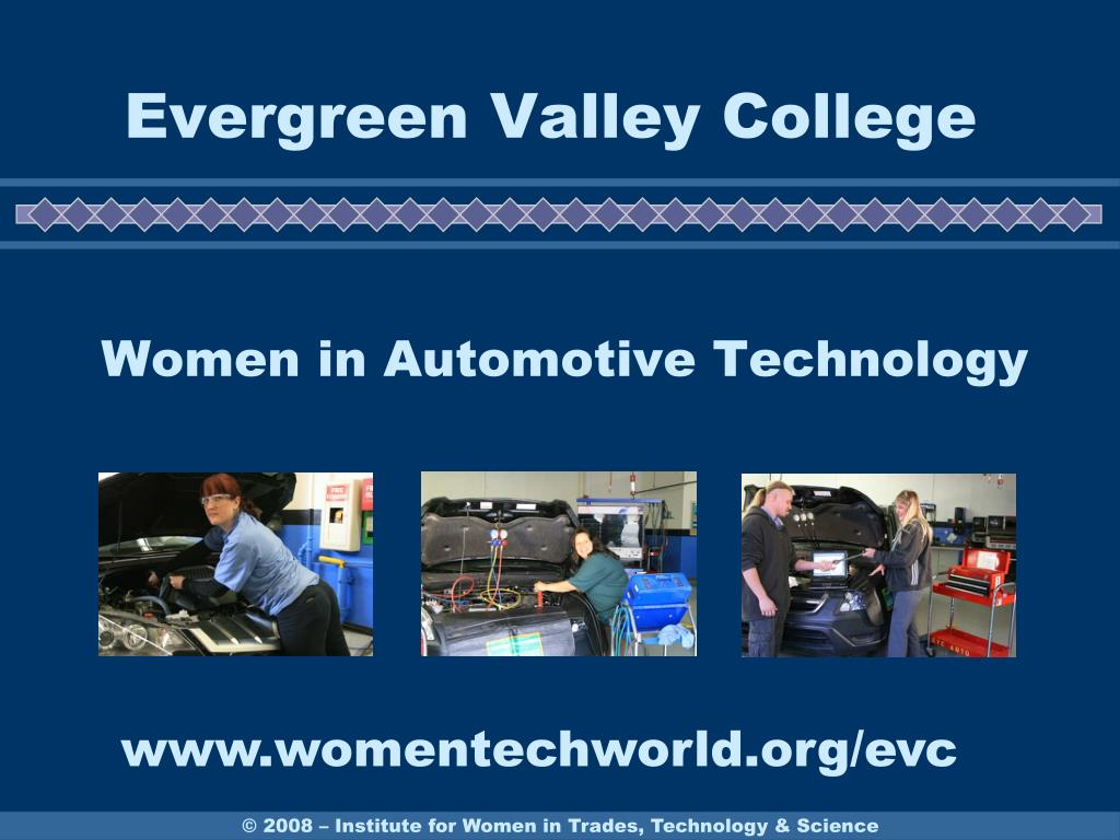evergreen valley college l.