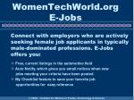 womentechworld org e jobs