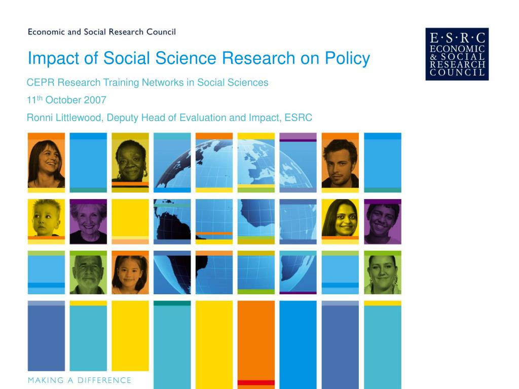 the economic and social impacts of