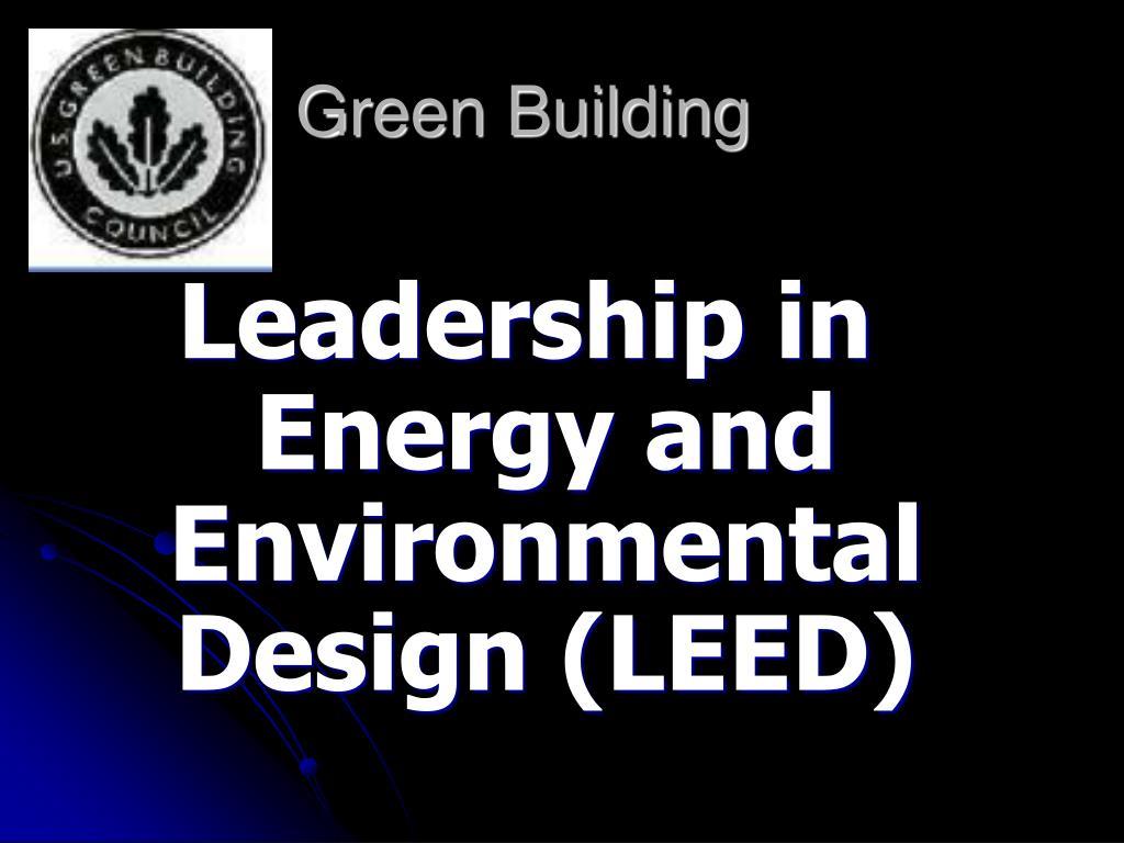 green building l.