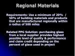 regional materials24