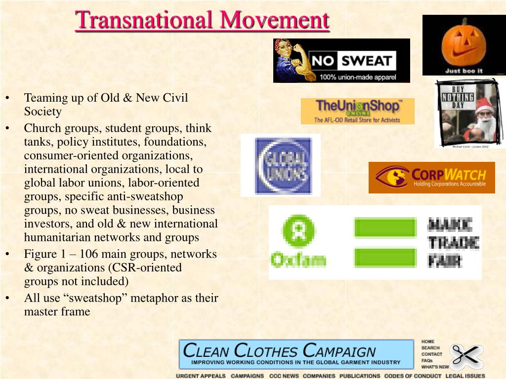 Transnational Movement