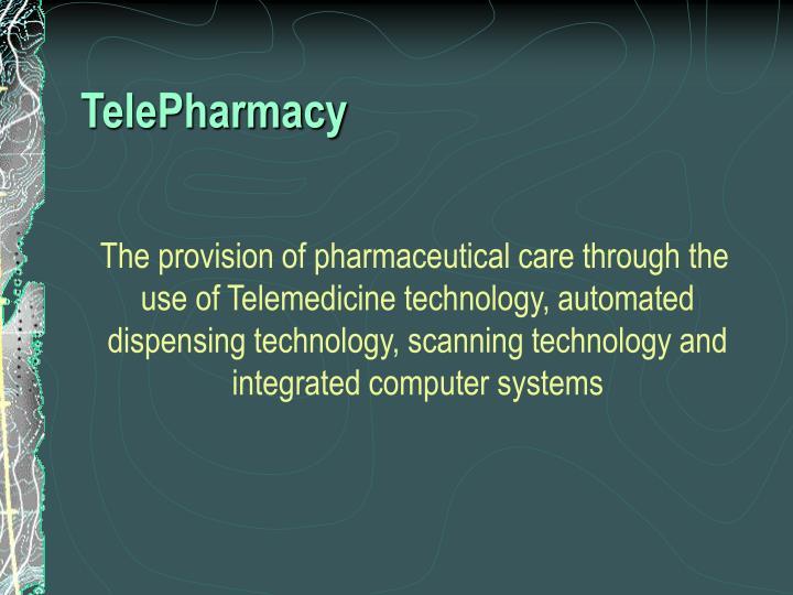 TelePharmacy