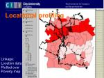 locational profiling