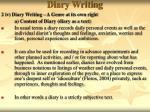 diary writing17