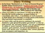 diary writing18