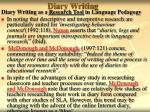 diary writing25