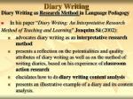 diary writing26