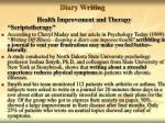 diary writing29
