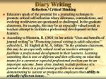 diary writing37