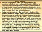 diary writing41