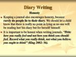 diary writing44