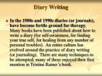 diary writing9