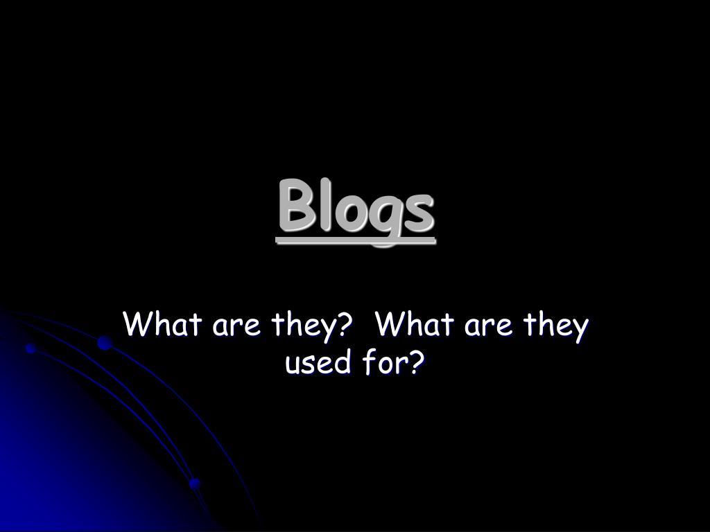 blogs l.