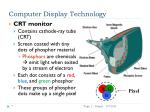 computer display technology7