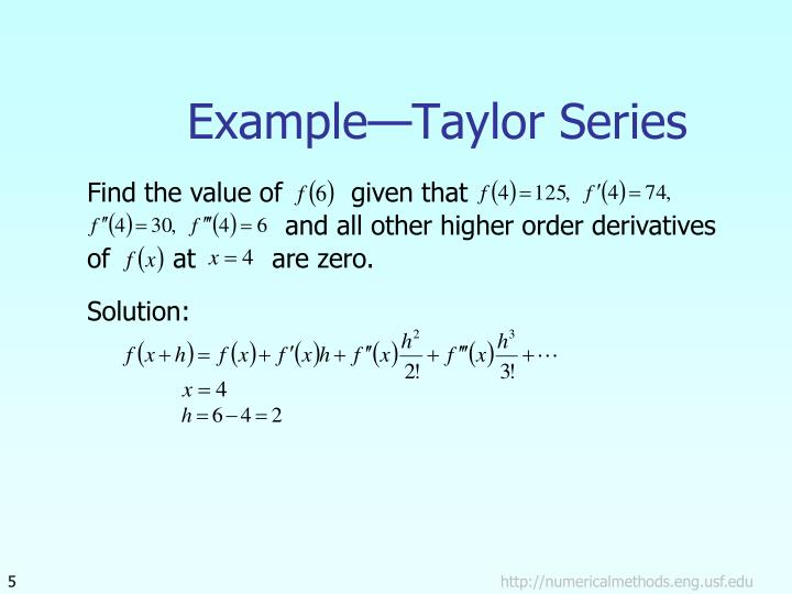 taylor and maclaurin series examples pdf