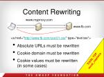 content rewriting1