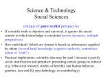science technology social sciences5