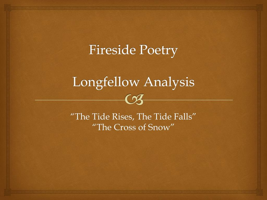 a literary analysis of the poem by cross Although the cross does speak in the poem, the poem emanates from the poet's perspective the dream of the rood exemplifies an alliteration literary device for instance, in line forty-four, the poet repeats the consonant r to make the line more memorable to the reader.