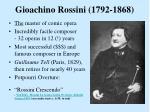 gioachino rossini 1792 1868