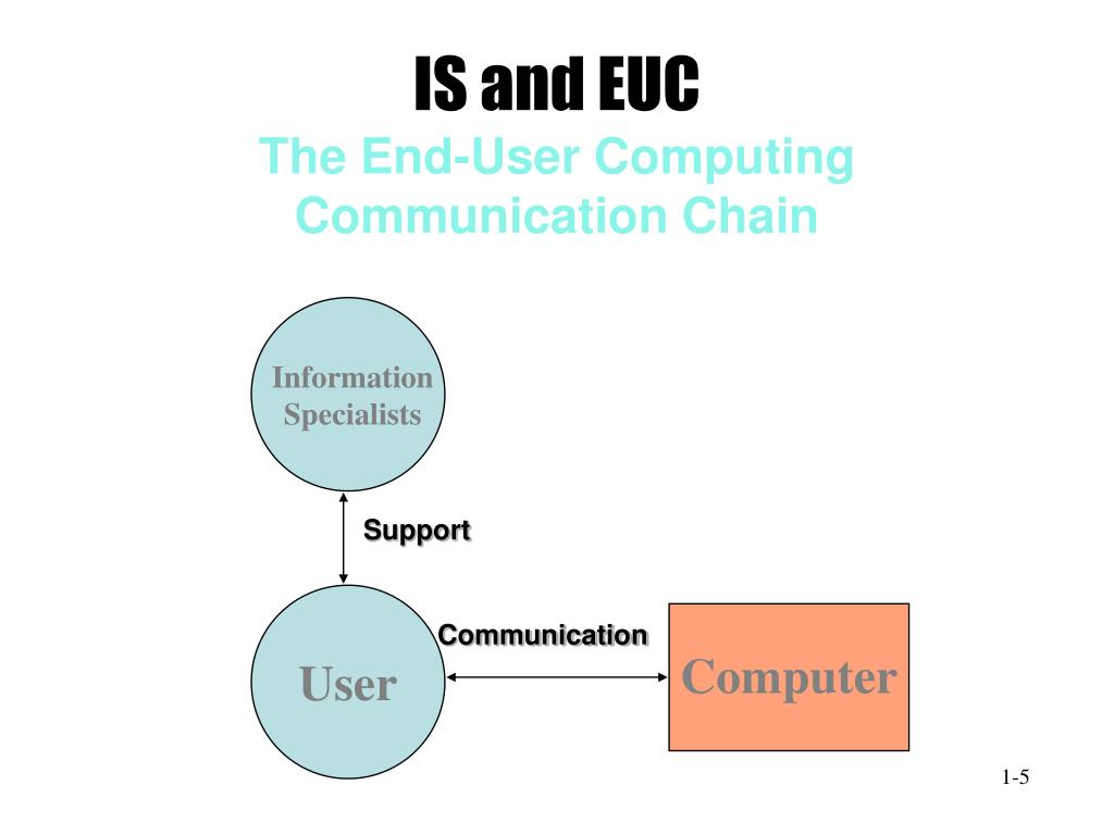 IS and EUC