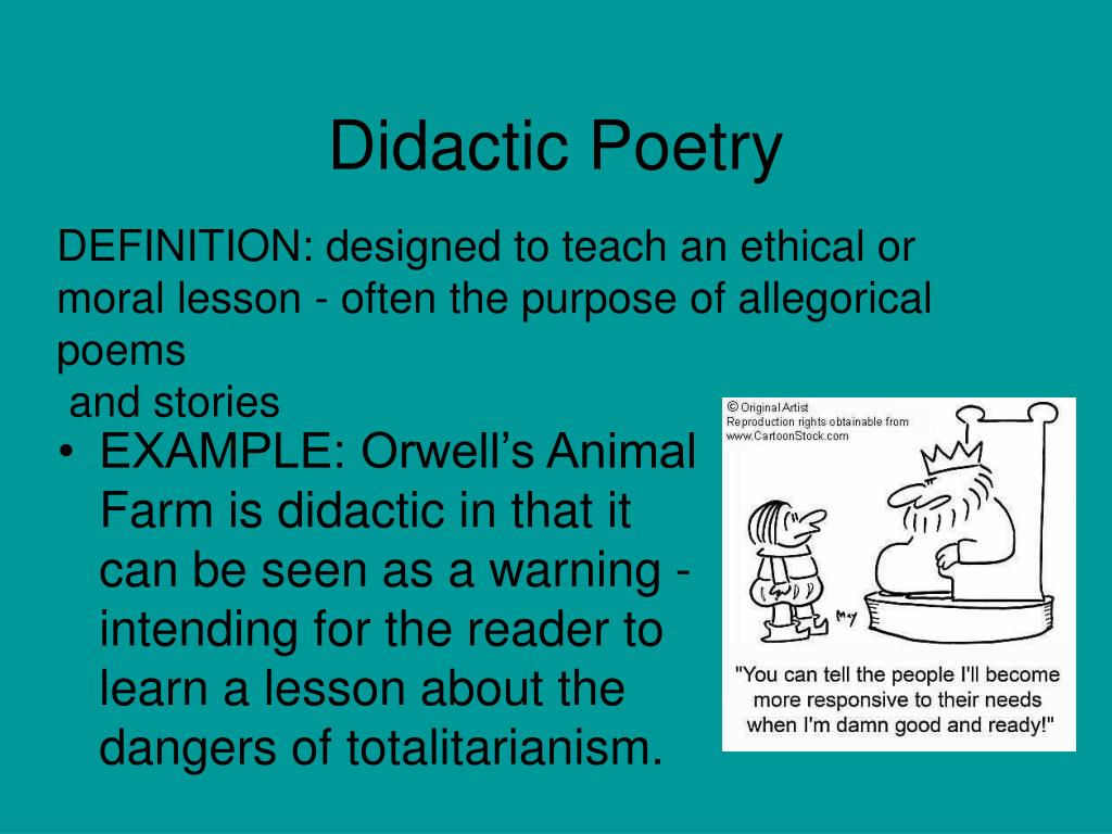 PPT - Chapter 6: Symbol, Allegory & Irony Notes PowerPoint ...