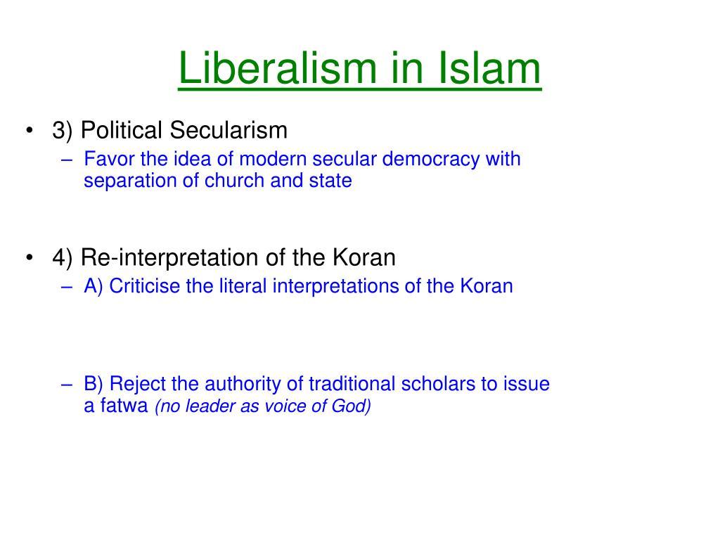 understanding secularism as a modern political