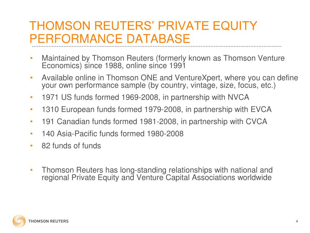 PPT - PRIVATE EQUITY PERFORMANCE BENCHMARKS PowerPoint
