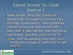 earned income tax credit exercise 2126