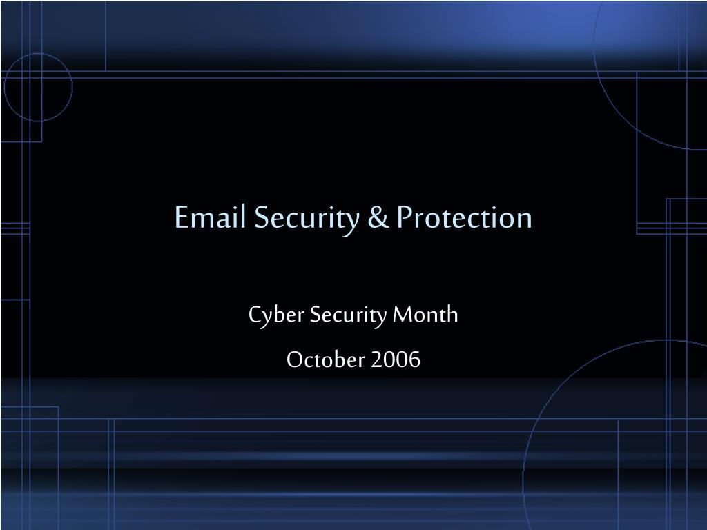 email security protection l.