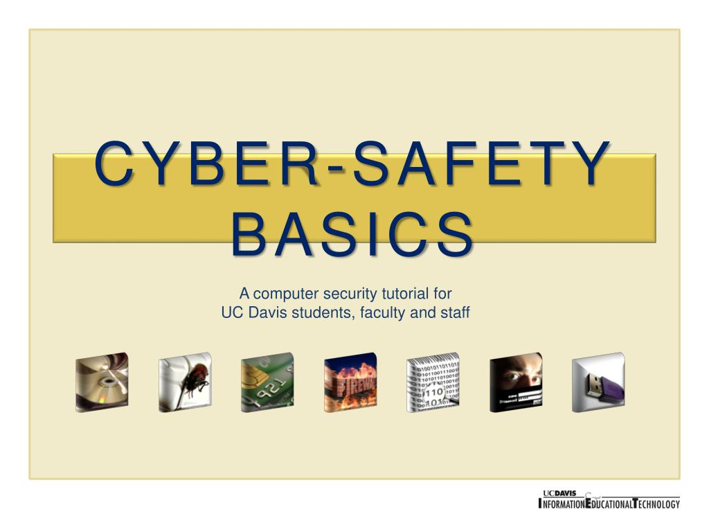 cyber safety basics l.