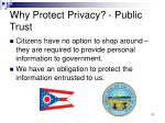 why protect privacy public trust43