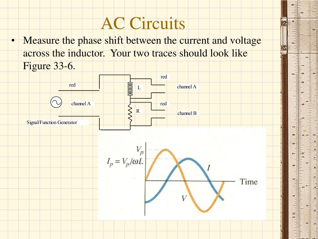 PPT - AC Circuits PowerPoint Presentation - ID:505397