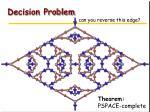 decision problem11